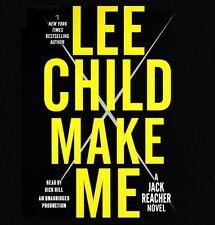 Lee CHILD / (Jack Reacher 20) MAKE ME                [ Audiobook ]