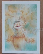 8 Tiziana Mattera Faery Fairy Elven Fantasy Prints Signed& Numbered CHOOSE YOURS