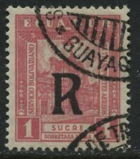Colombia 1929 1, 2, & 3 pesos Air Mail high values  used (JD)