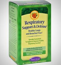 Natures Secret Respiratory Support And Defense - Healthy Lungs and Bronchial 60