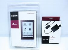 Brand New Sony PRS-600/SC Touch Edition E-Book Reader AC Adapter Bundle