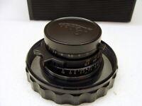 "Leitz Canada - Leica Summicron- M 1:2/35mm black ""1a Sammlerstück"" - RAR!"