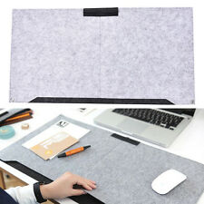 Office Computer Desk Table Pad Keyboard Mouse Mat Wrist Protect Freeze-proofSP