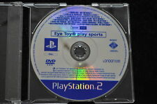 Eye Toy Play Sports Promo Playstation 2 PS2