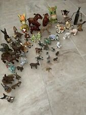Lot of donkey collectables 50 + Pieces.