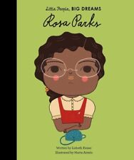 Rosa Parks (Little People, Big Dreams) [New Book] Hardcover, Illustrated