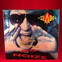 SLADE You Boyz Make Big Noize 1986 German vinyl LP EXCELLENT CONDITION