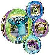 Amscan 15-inch/ 38cm Orbz Disney Monster University Foil Balloon