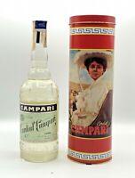 Cordial Campari In Confezione Originale Latta Limited Edition 75cl 36%