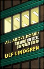 Alles über Bord: Creating the ideal Vorstand, sehr gut, Lindgren, Ulf BO