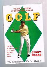 Golf - The Hogan Manual of Human Performance by Gerry Hogan (Hardback)
