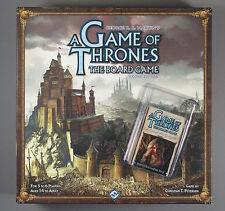 A Game of Thrones: The Board Game (2nd Edition) + A Dance with Dragons Expansion