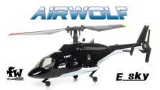 Top RC Helicopter Esky F150 V2  FBL Mini  Hubschrauber, Airwolf RTF