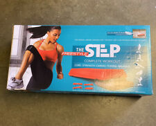The Step Freestyle Complete Workout Platform Includes Access to Online Workouts