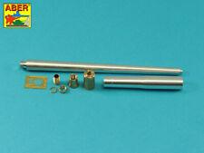 Aber 1/35 Krupp 12.8cm PaK-44 Gun Barrel with Muzzle Brake # 35L264