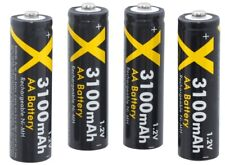 Hi Capacity 3100mAh Rechargeable 4-AA Battery For Nikon L340 B500 A10 L32 L840