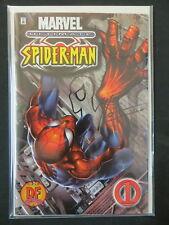 Ultimate Spider-Man #1 DYNAMIC FUERZAS DF Variante firmado & remarked Arte