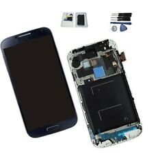 For Samsung Galaxy S4 i337 i9505 i9500 LCD Touch Screen Replacement +Frame