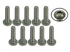 TS-BSM208M 3Racing M2 x 8 Titanium Button Head Hex Socket - Machine (10 Pcs)