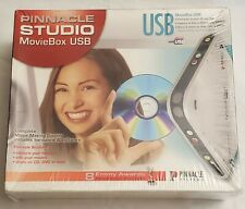 Pinnacle Studio MovieBOX USB Brand New in Box