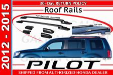 Genuine OEM Honda Pilot Roof Rails 2012 - 2015   (08L02-SZA-110A)