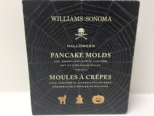Williams-Sonoma Halloween Pancake Molds