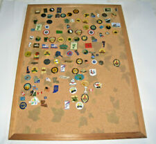 120 Pins US South Cities States & Other Places On A Board 17 x 22.5