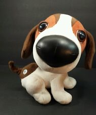"Artist Collection The Dog Beagle Interactive Plush Stuffed Animal Toy 11"" 2003"