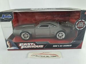 DOM'S ICE CHARGER FAST & FURIOUS JADA ESCALA 1:32
