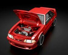 Hot Wheels RLC 1993 Ford Mustang Cobra R Red Line Club 2021 Pre-Order Read descp