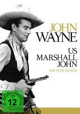 DVD John Wayne US Marshall john, The Star Imballatore