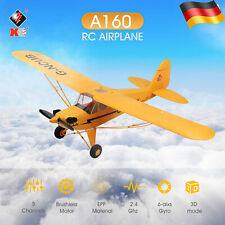 Wltoys A160 5CH 3D/6G Mode EPP RC Flugzeug Ferngesteuert Stunt Glider Drone O0D3