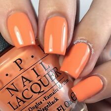 Opi Nail Lacquer Hawaii Collection Nl H68 Is Mai Tai Crooked? Spring Summer 2015
