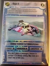Star Wars CCG Reflections Rogue 3 FOIL NrMint-Mint SWCCG