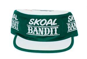 Skoal Bandit Hat Vintage painters hat 90s Circa 1999 Snapback Cap Rare