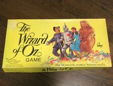 Vintage The Wizard of Oz Board Game [ Cadaco 1974 ] EXCELLENT 100% COMPLETE