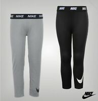 Girls Nike Full Leg Length Stretch Swoosh Leggings Sizes Age from 2 to 7 Yrs