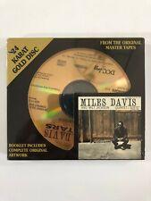 #1113 SEALED DCC GOLD CD MILES DAVIS AND MILT JACKSON Quintet / Sextet