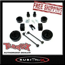 """New Teraflex 1355200 2.5"""" Budget Boost Lift Kit Jeep Wrangler 07-15 JK & JKU"""