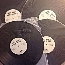 Radio Show: SCOTT MUNI WORLD OF ROCK #2 7/16/88 GUEST PHIL COLLINS & JIMMY PAGE