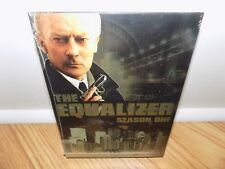 The Equalizer: Season One (DVD, 2008, 5-Disc Set) BRAND NEW, SEALED