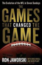 The Games That Changed the Game: The Evolution of the NFL in Seven-ExLibrary