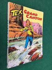 TEX GIGANTE n.202 GRAND CANYON L.350 Daim Press (ITA 1° Ed 1977) Fumetto OTT