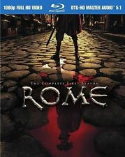 Rome - The Complete First Season (Blu-ray Disc, 2011, 5-Disc Set)
