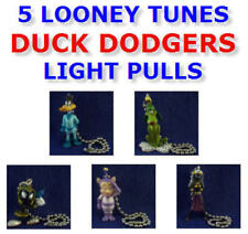 LOONEY TUNES DUCK DODGERS NEW FIGURE LIGHT LAMP FAN PULL CONNECTOR YOU PICK ONE!