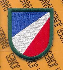 US Army BIP Beret Implementation Program beret flash patch variant