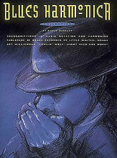Blues Harmonica Collection by David McKelvy Book *NEW*