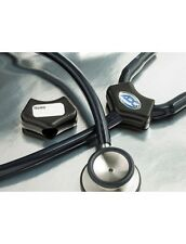 NEW STETHOSCOPE ID TAG BY ADC #697BK STETHOSCOPE ID REPLACEMENT ID TAG