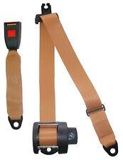 NEW Securon 254 Beige Lap & Diagnol Seat Belt