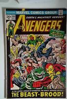 The Avengers #105 (1972) Marvel 6.5 FN+ Comic Book